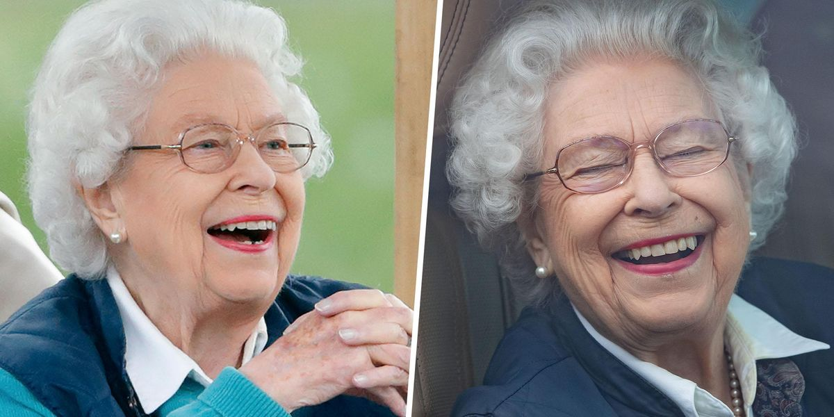 The Queen Is Reportedly 'Living Life to the Full' Because It's 'What Philip Wanted'