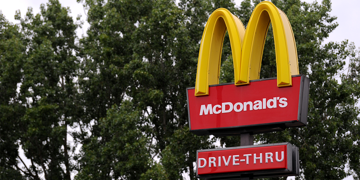 Woman Who Stole Truck and Led Police on Car Chase Arrested While Ordering Food at McDonald's