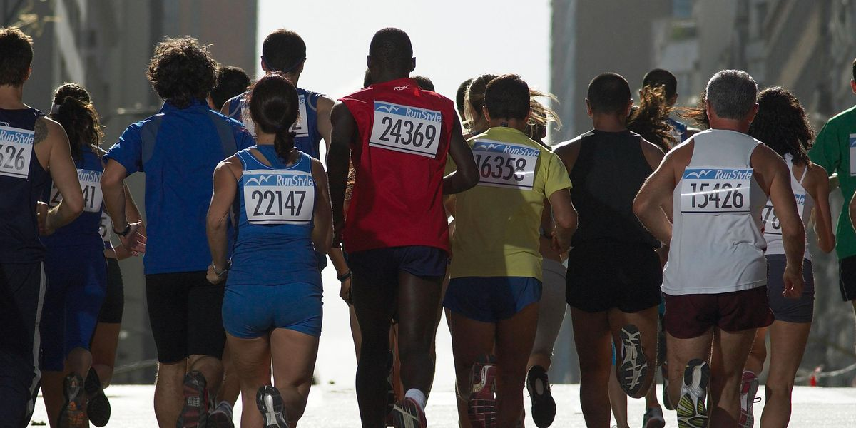 Son Surprises Biological Mom at Marathon 35 Years After Being Put Up for Adoption