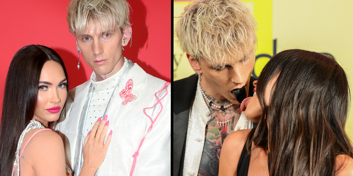 Megan Fox Calls Out the Criticism Her Age Gap With Machine Gun Kelly Gets