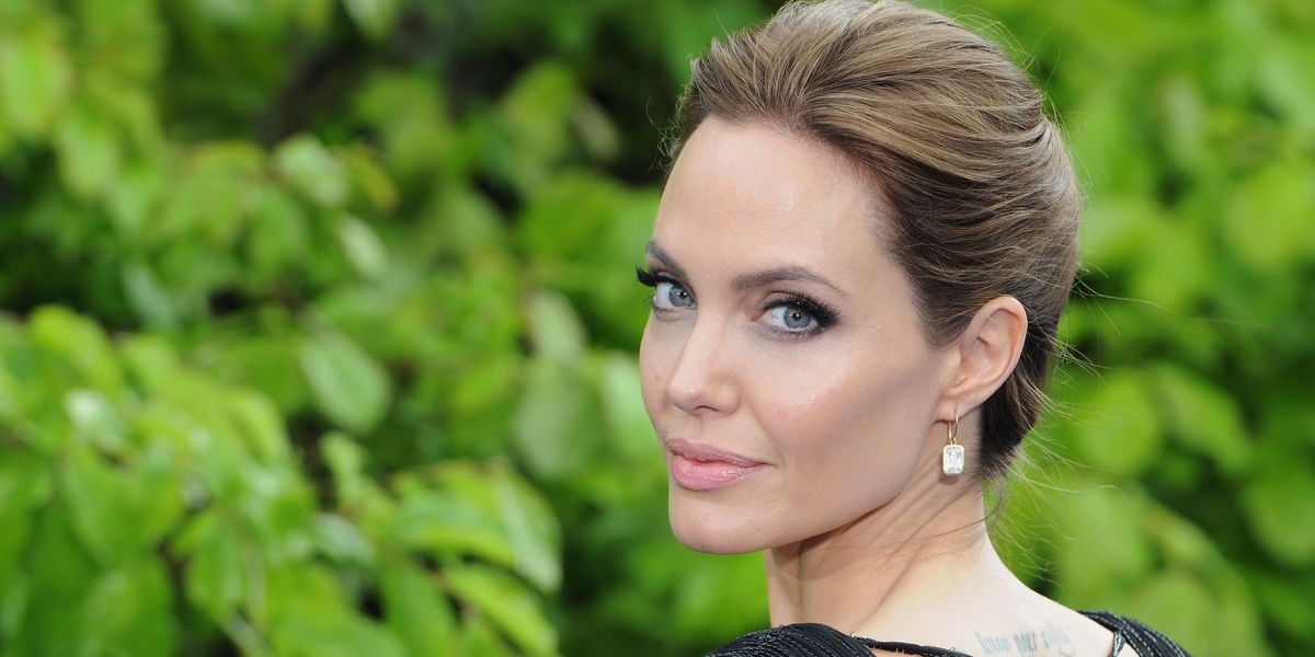 Angelina Jolie Is Getting Out of the Wine Game