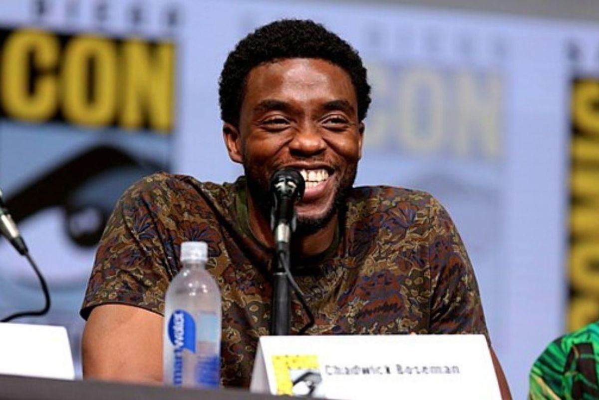 Chadwick Boseman fans are getting emotional after hearing his voice in new Marvel trailer