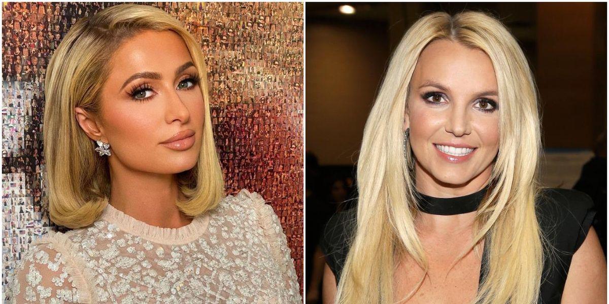 Paris Hilton Defends Britney Spears' Comments About Her