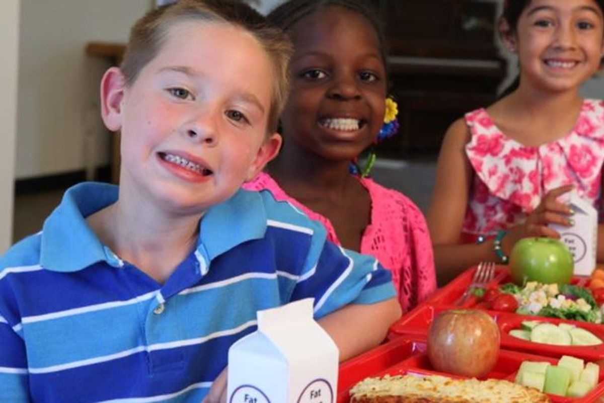 Minnesota is finally putting an end to the practice of shaming kids over school lunch debt