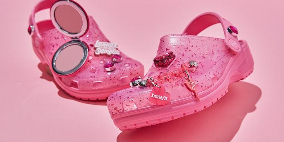 Benefit Is Hopping on the Crocs Craze
