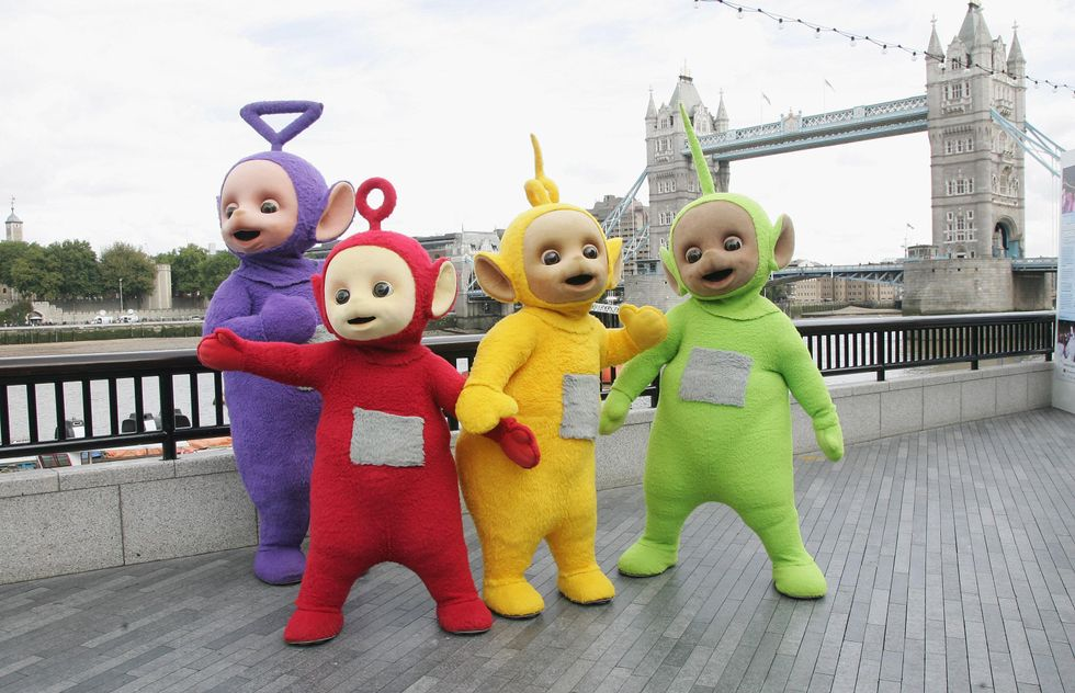 Teletubbies Upend Their Own Reality With a COVID PSA