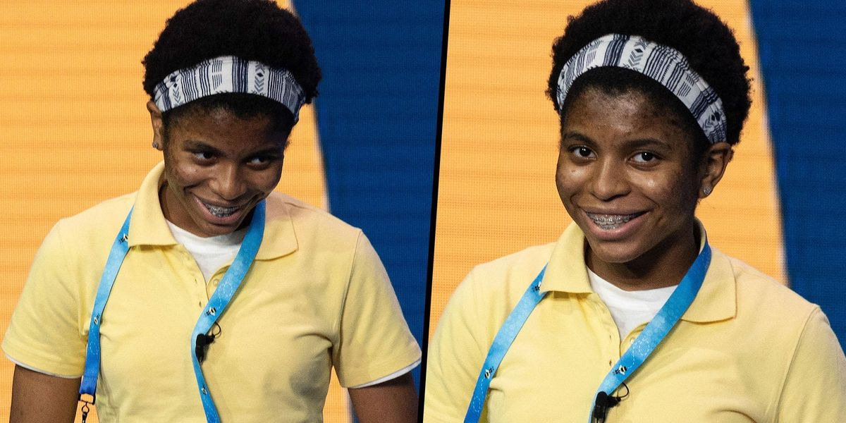 14-Year-Old Girl Becomes First African-American To Win National Spelling Bee