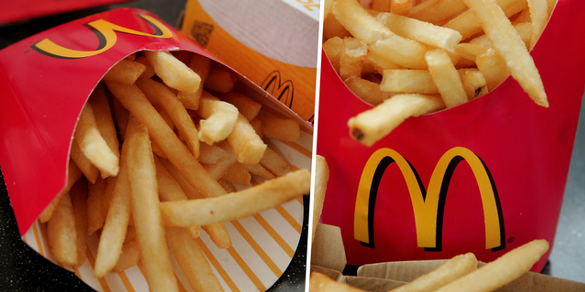 McDonald's Is Giving Away Free Fries for Life Next Week