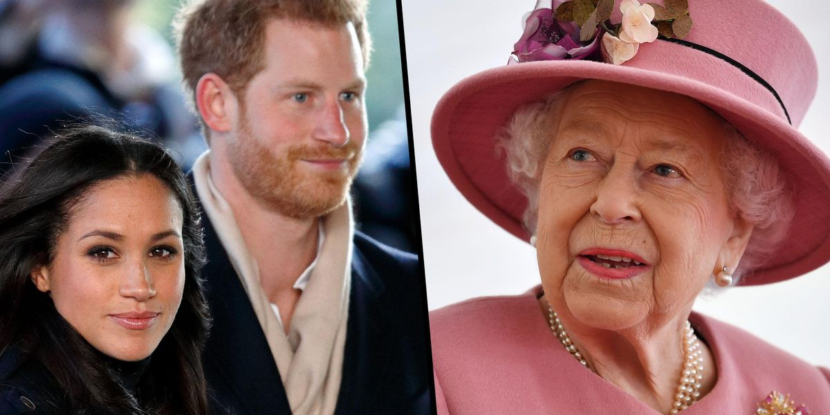 Meghan and Harry Take a Dig at the Royal Family in New Statement