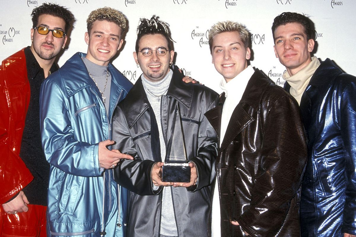 The Story Behind The Star in *NSYNC
