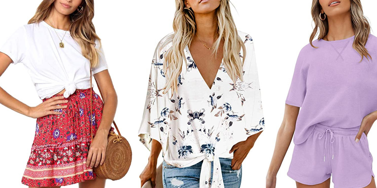 37 Clothing Items Perfect for Wearing Out and About