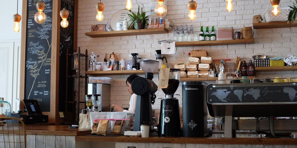Cafe Employs Foster Kids Who Have Aged Out of the System