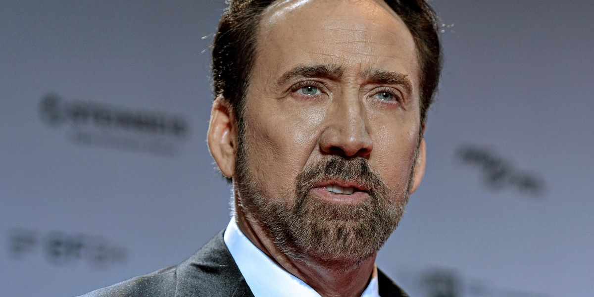 Nicolas Cage's New Movie Has a 98% Rating On Rotten Tomatoes