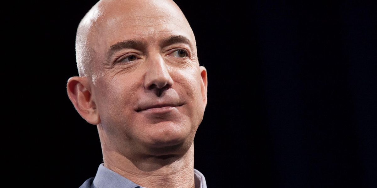A Video of Jeff Bezos Being Heckled Has Left People Divided