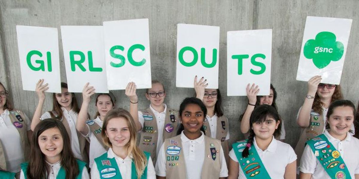 Girl Scouts urges parents to 'regularly' discuss race at home, 'start when your kids are young,' claims color-blindness 'perpetuates racism'