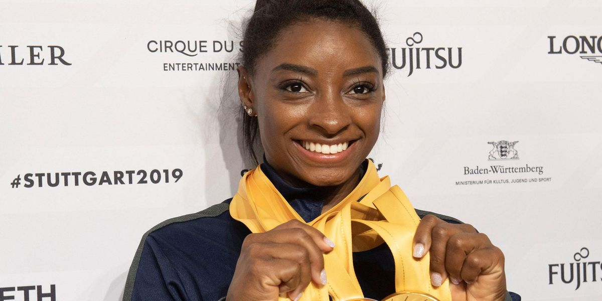 Simone Biles' Incredible Journey Took Her From Foster Care to the Olympics