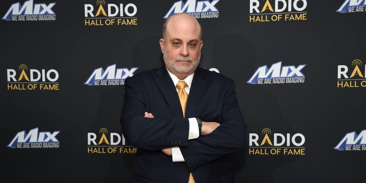 Mark Levin: A 'massive movement' is about to be unleashed against Biden's Marxist agenda