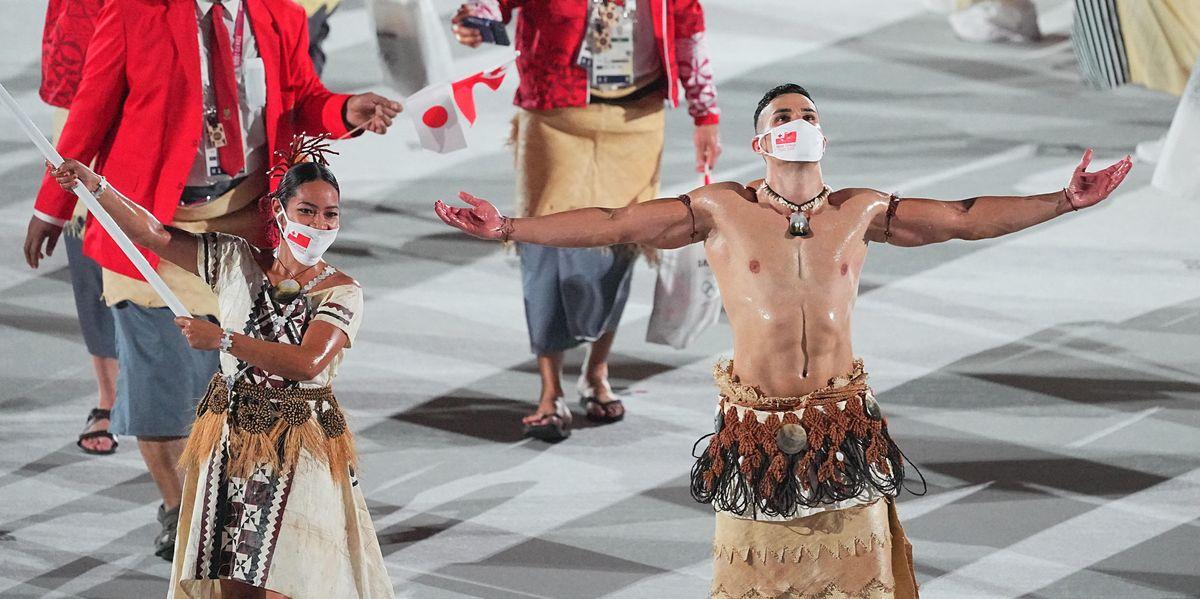 Oily King Pita Taufatofua Is Our Favorite Olympian