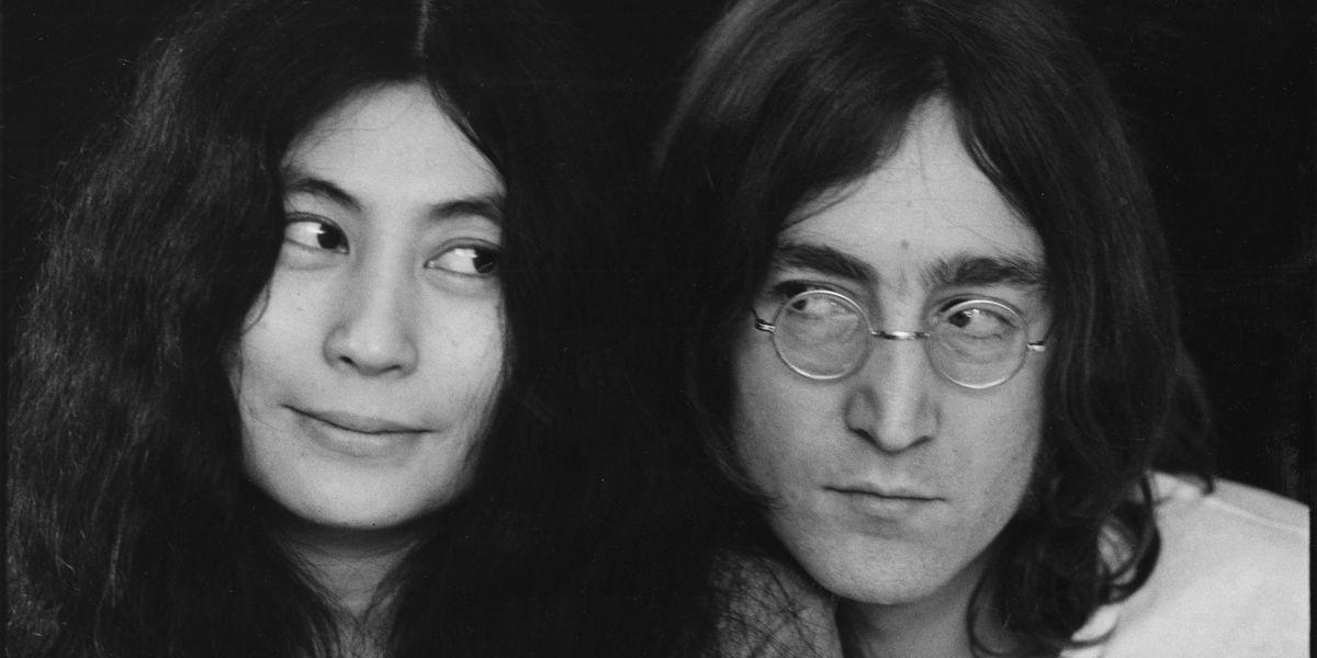 Yoko Ono Reacts to 'Imagine' at the Olympics