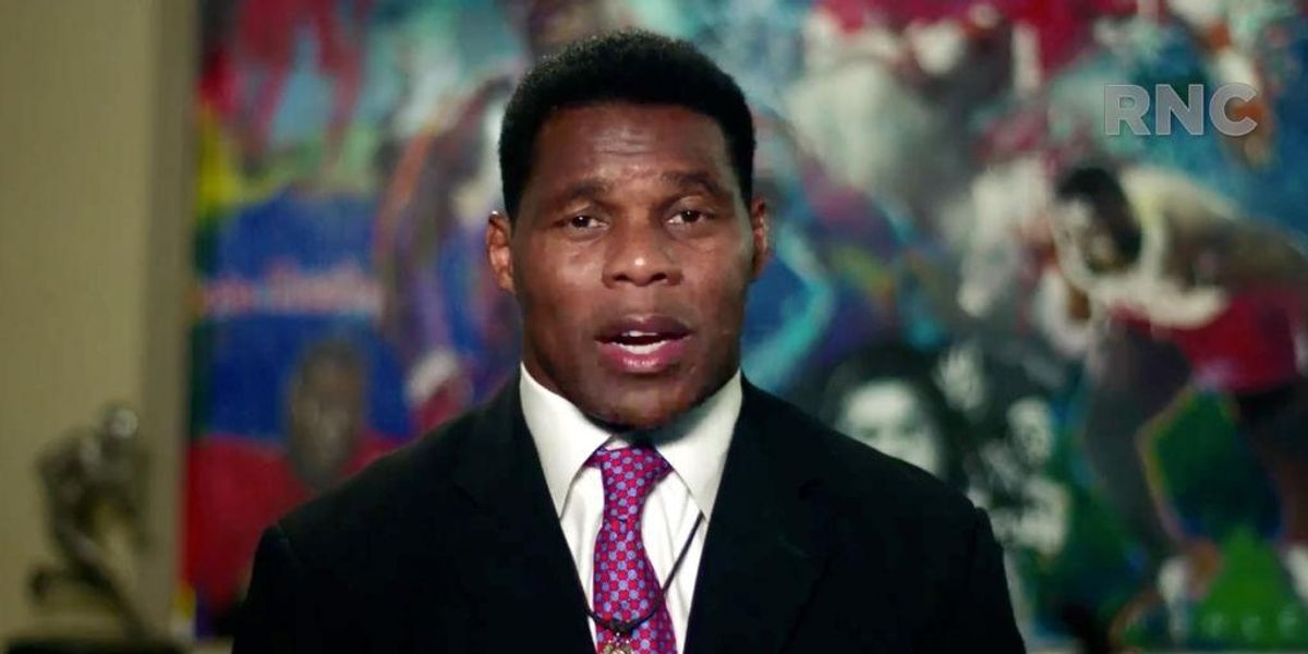 Herschel Walker knocks woke athletes protesting at the Olympics: 'If people don't like the rules, why are you here?'