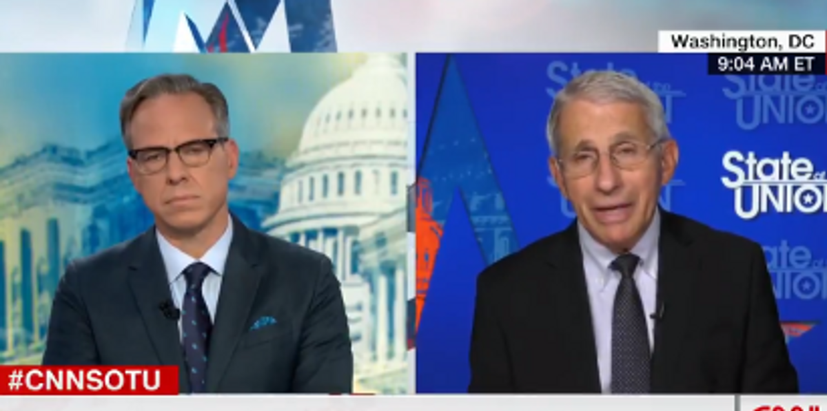 Fauci says new mask guidelines for vaccinated Americans under 'active consideration' by CDC amid delta outbreak
