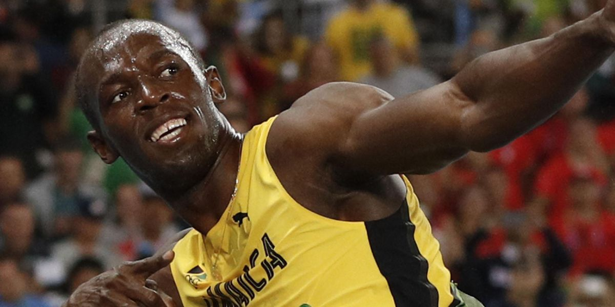 Usain Bolt Says Being a Father to 3 Children Is Harder Than Winning Gold at the Olympics