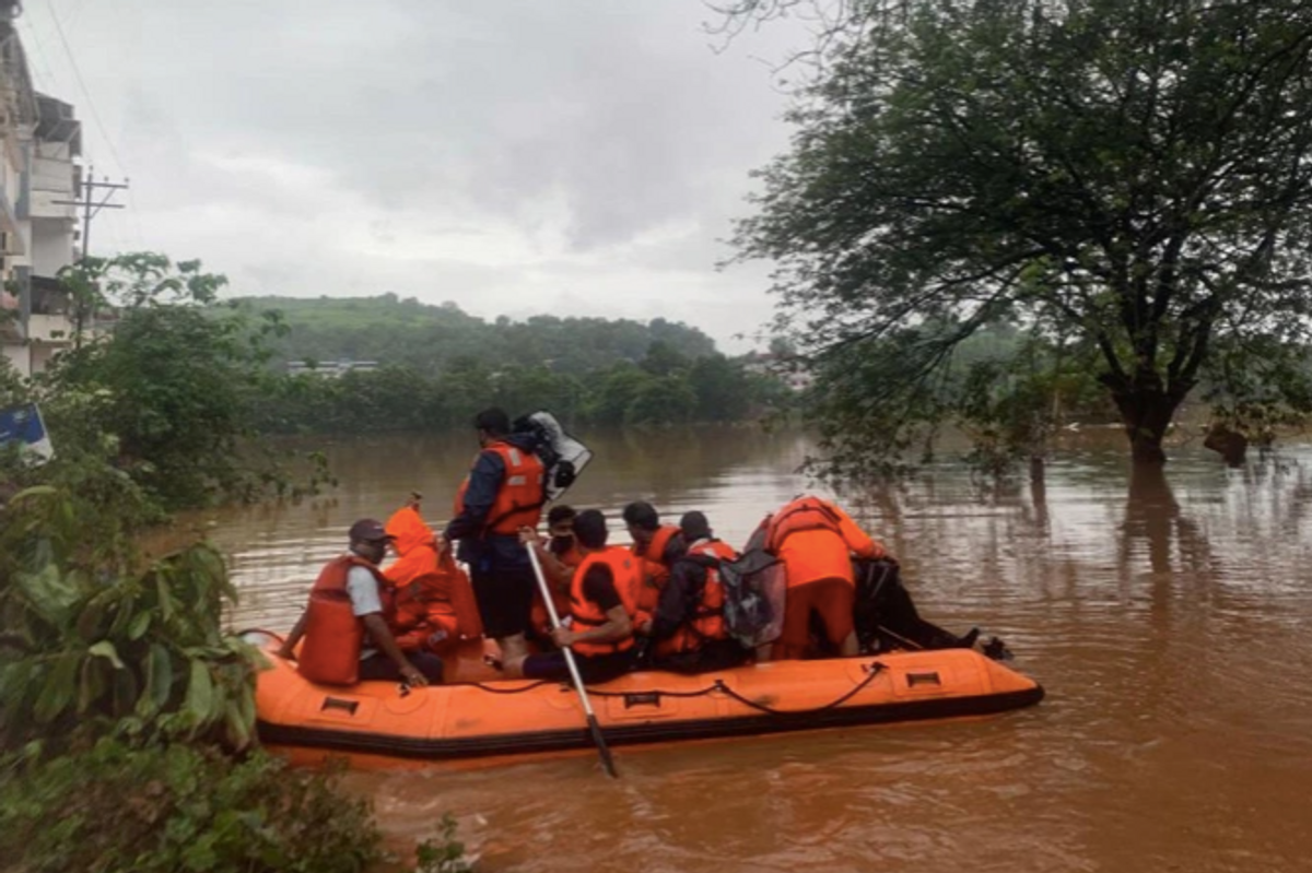 India monsoon death toll rises as search for missing continues