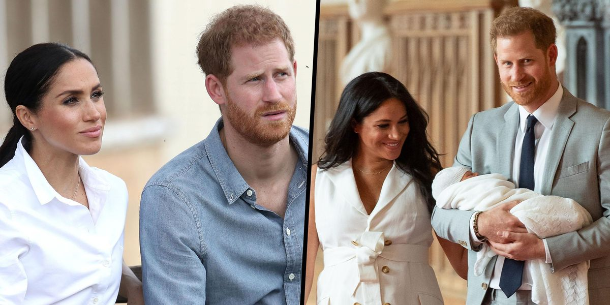 Lilibet Is Still Missing From the Royal Line of Succession 7 Weeks After She Was Born