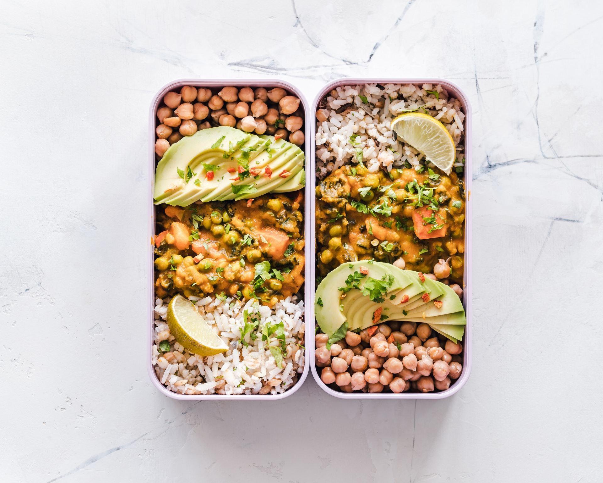 4 Vegan Lunchbox Idea