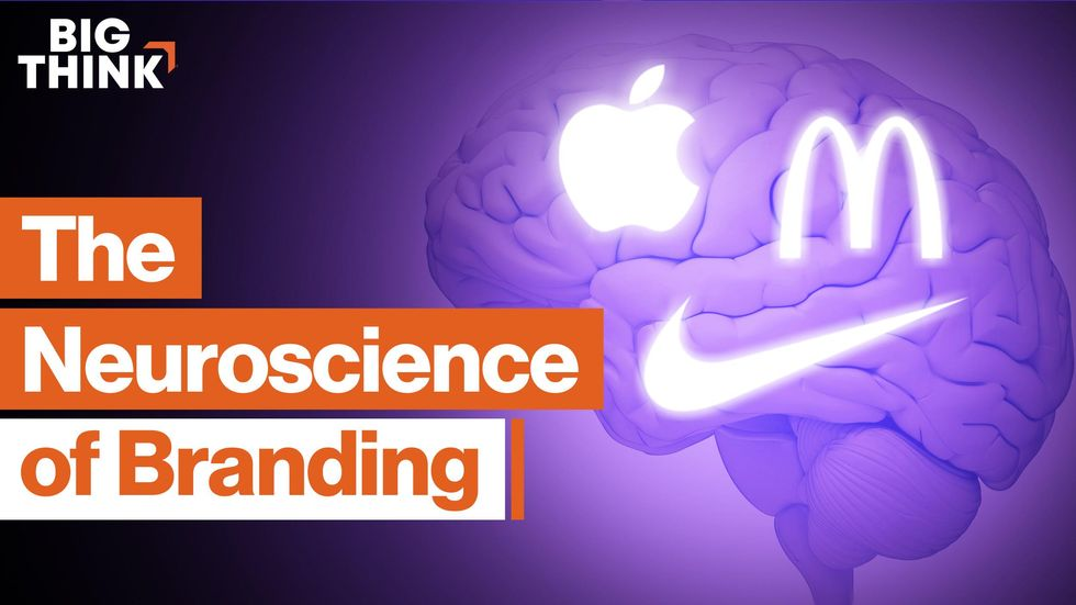How Apple and Nike have branded your brain