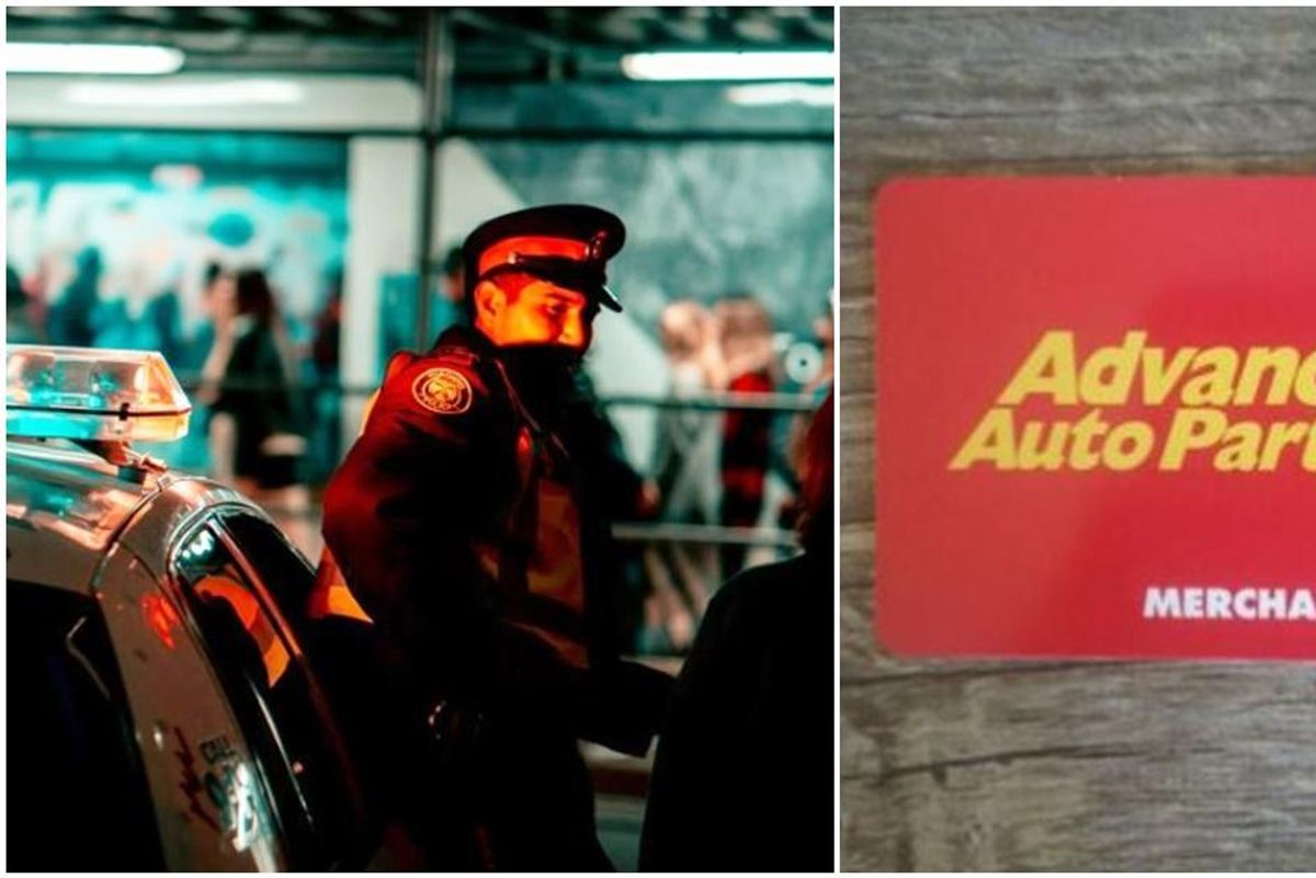 Denver police are handing out gift certificates to auto parts stores instead of 'fix-it' tickets