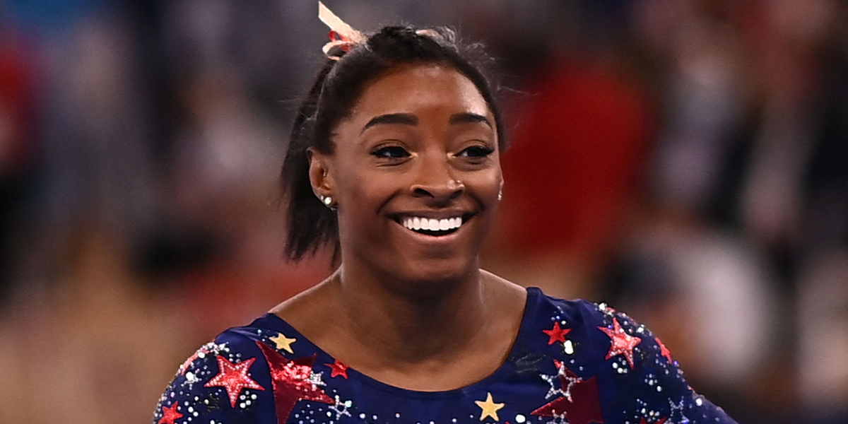 Simone Biles Backs Gymnasts Wearing Unitards at Olympics but Says She'll Stick To Leotard
