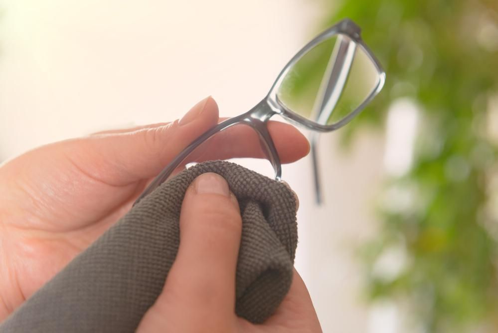 Clean Your Glasses