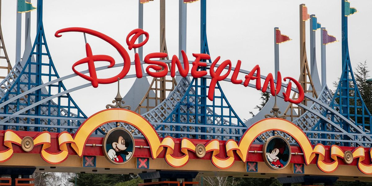 Disneyland Paris Under Fire After Telling off a Woman for Breastfeeding at the Park