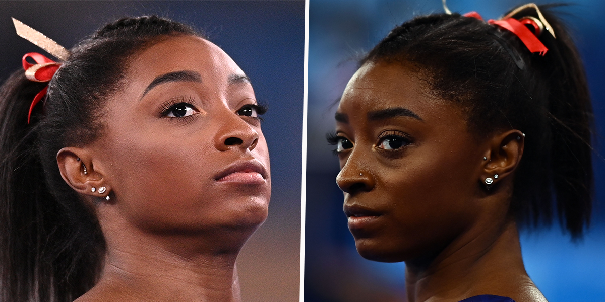 Simone Biles Pulled Out of Team Finals