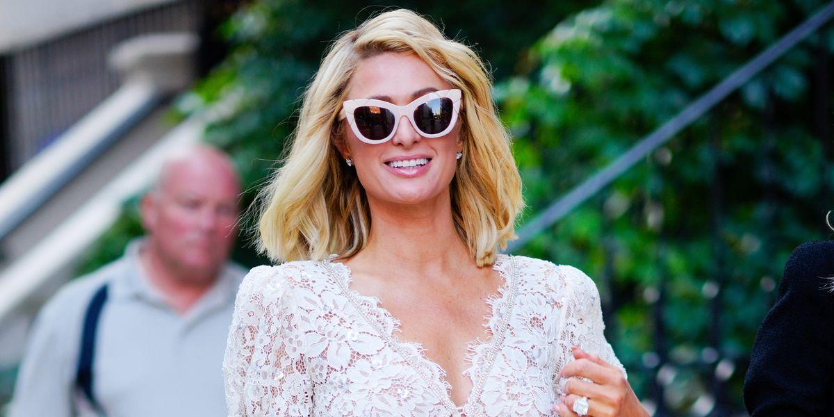 Paris Hilton Has Plenty in the Oven, Just Not Babies