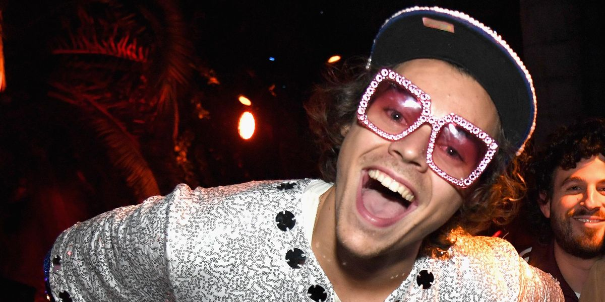Harry Styles Is Officially the PG King
