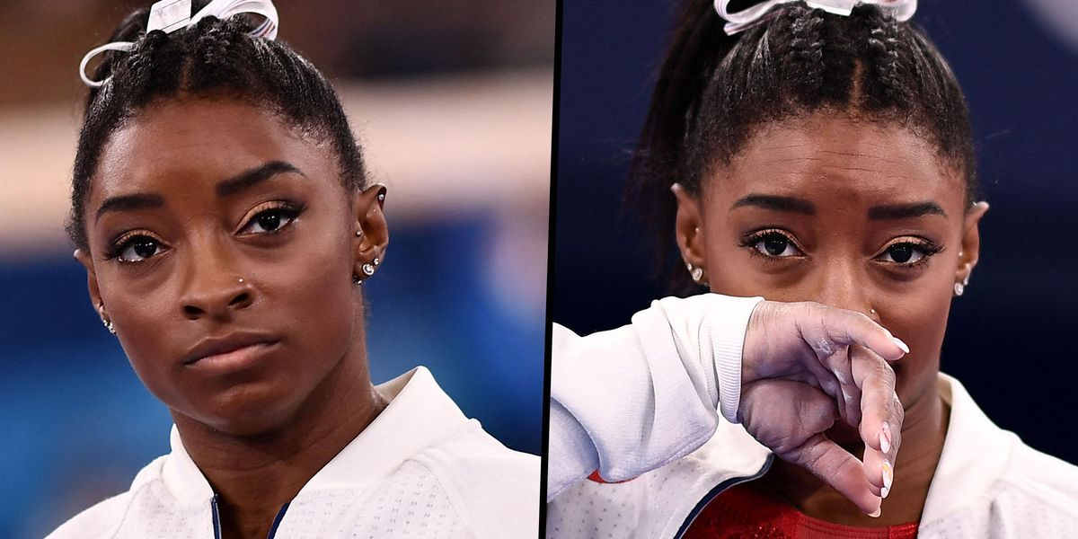 Simone Biles Withdraws From Final Individual All-Round Competition at the Tokyo Olympic Games