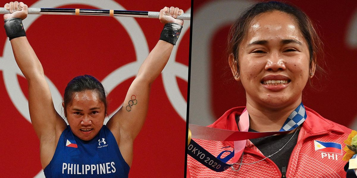 Philippines' First Ever Gold Medalist Given $660k and a House by the Government