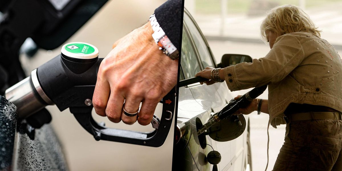Woman Sparks Debate After Using Gas Pumps as an Example of 'Causal Sexism'