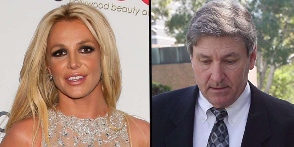 Britney Spears Has Filed Paperwork to Officially Have Her Father Replaced as Her Conservator