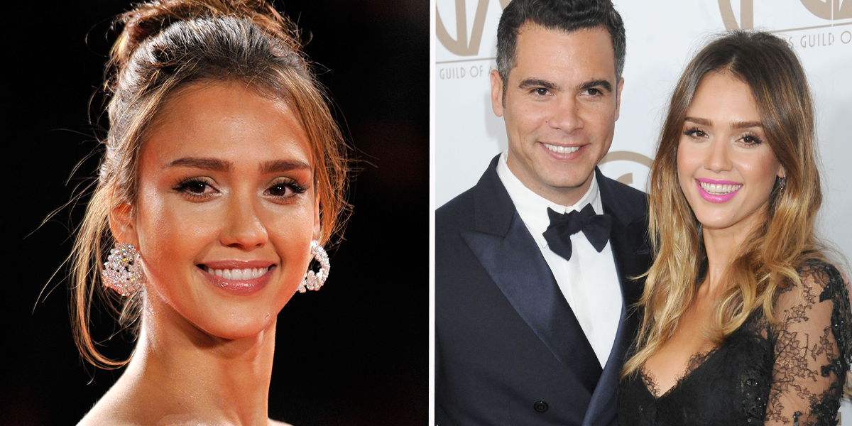 Jessica Alba Says It's Impossible to Balance Marriage and Parenting