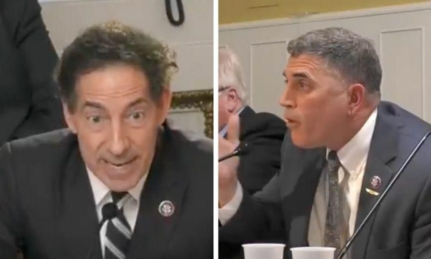 GOP Rep. Who Called Jan. 6th 'a Normal Tourist Visit' Stands by His Remarks in Tense Exchange