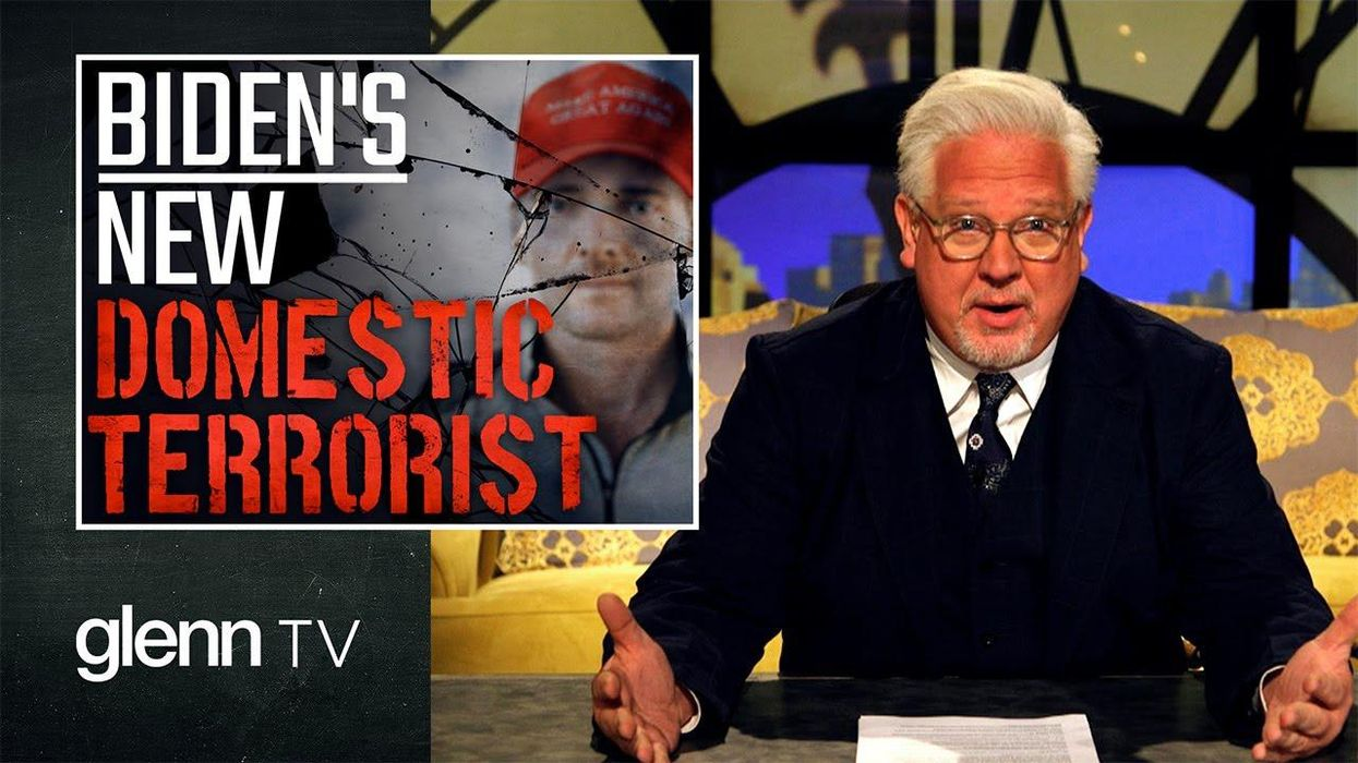 WATCH: Jan. 6 FALLOUT: Biden's Domestic Terrorism Threat Is YOU