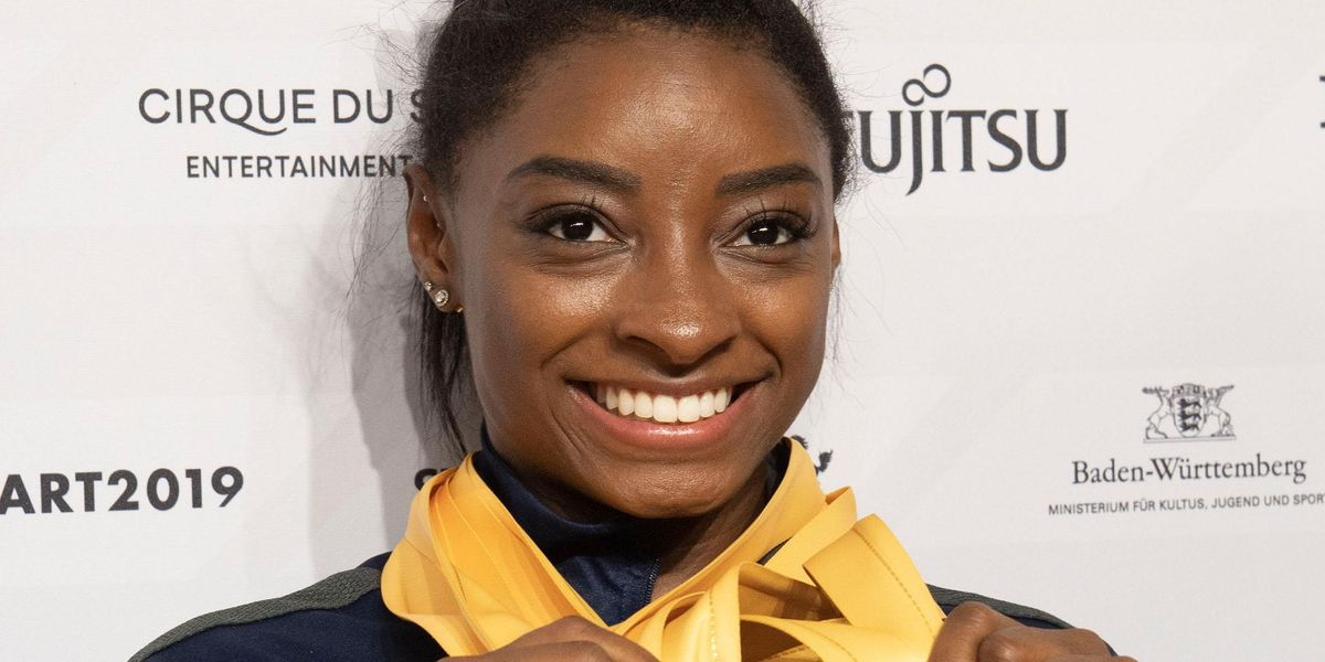 Simone Biles' Boyfriend Sends Her Sweetest Message After her Olympics Exit