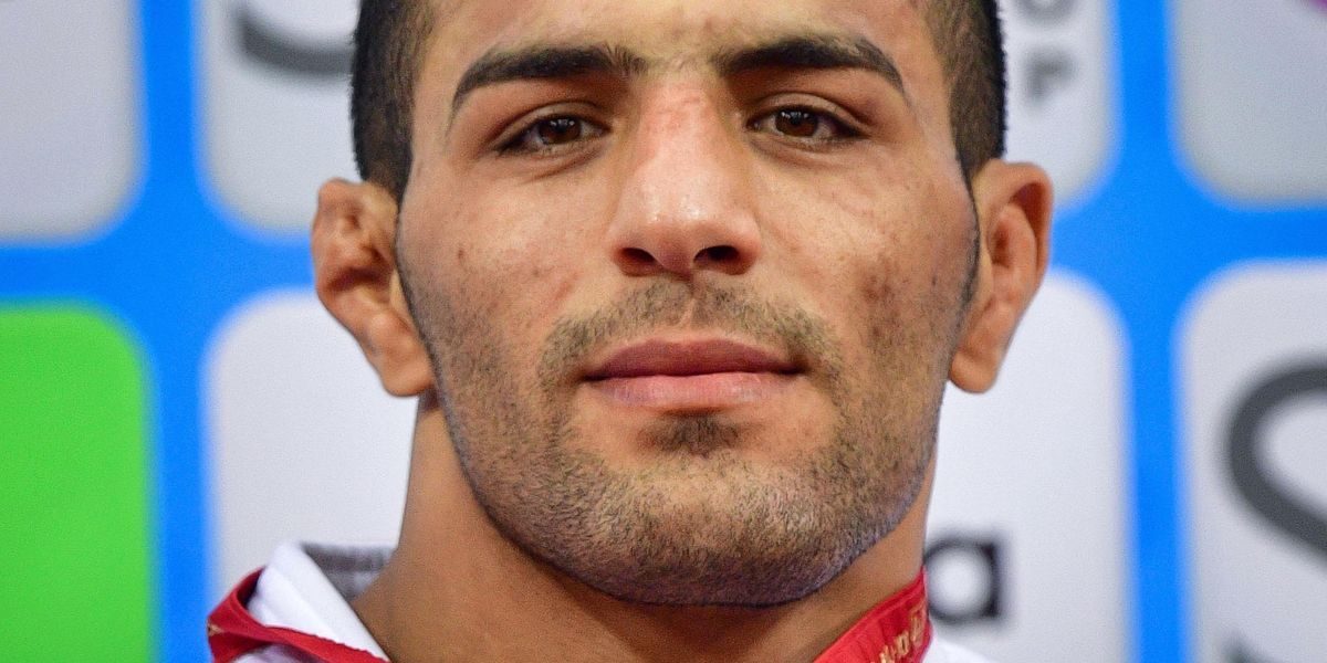 Iranian Athlete Left His Country After Being Told To Lose on Purpose and Dedicated His Silver Medal to Israel