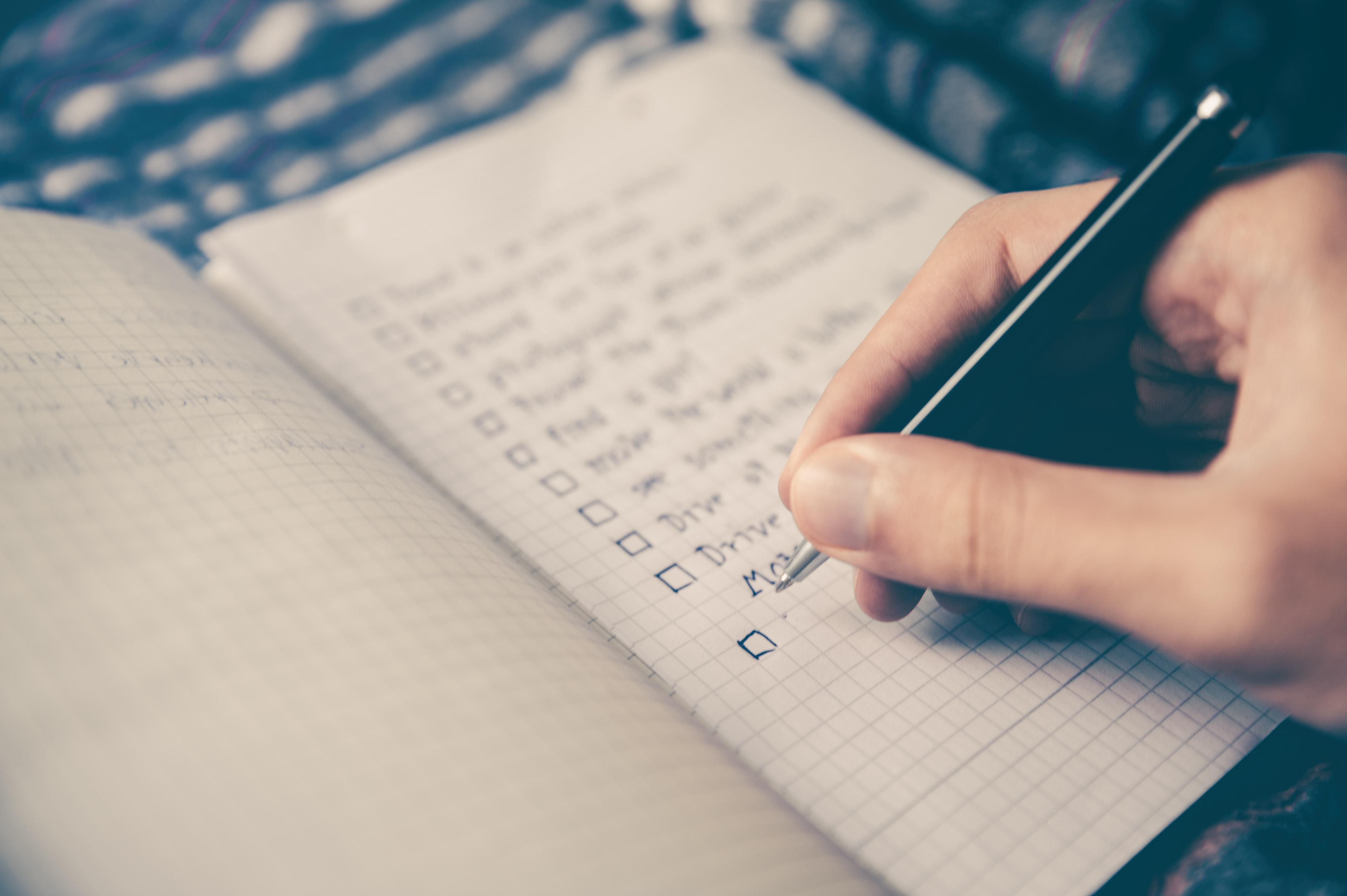 3 Items From My Summer Bucket List - And They're Not What You'd Think