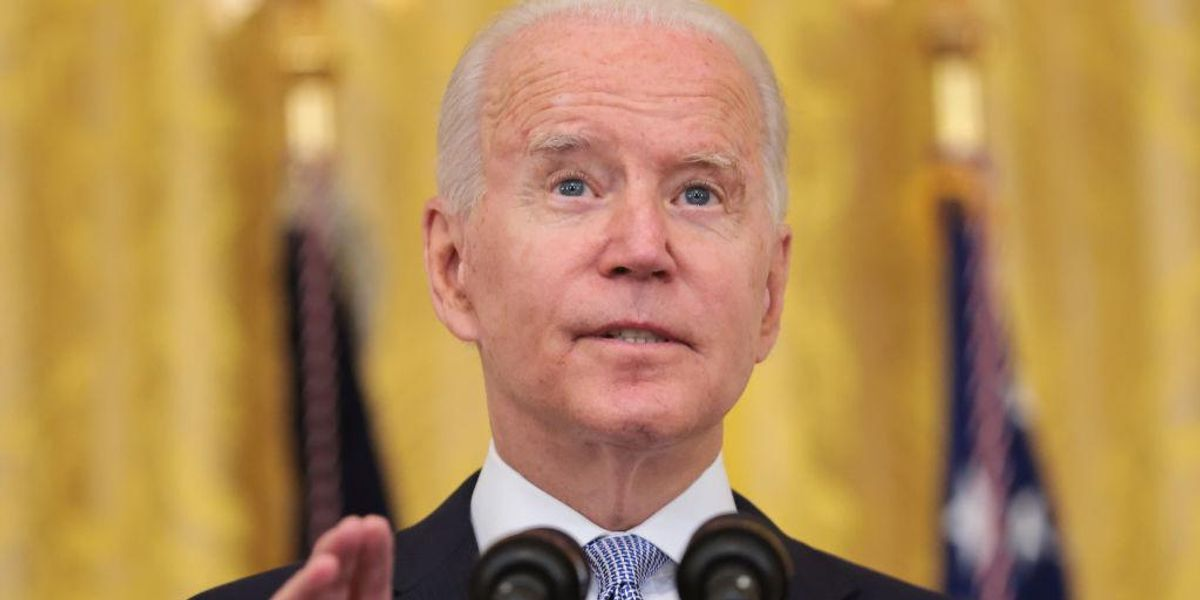 President Biden says unvaccinated federal employees must submit to once or twice weekly COVID-19 testing