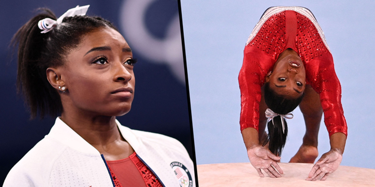 Simone Biles Liked a Tweet That Said She Could Have 'Literally Died' if She Hadn't Withdrawn