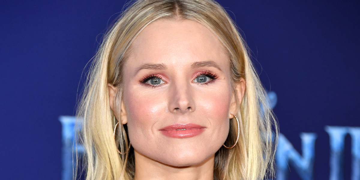 Kristen Bell Says It's a 'Big Bummer' Her Daughter Shares her Name With COVID Variant